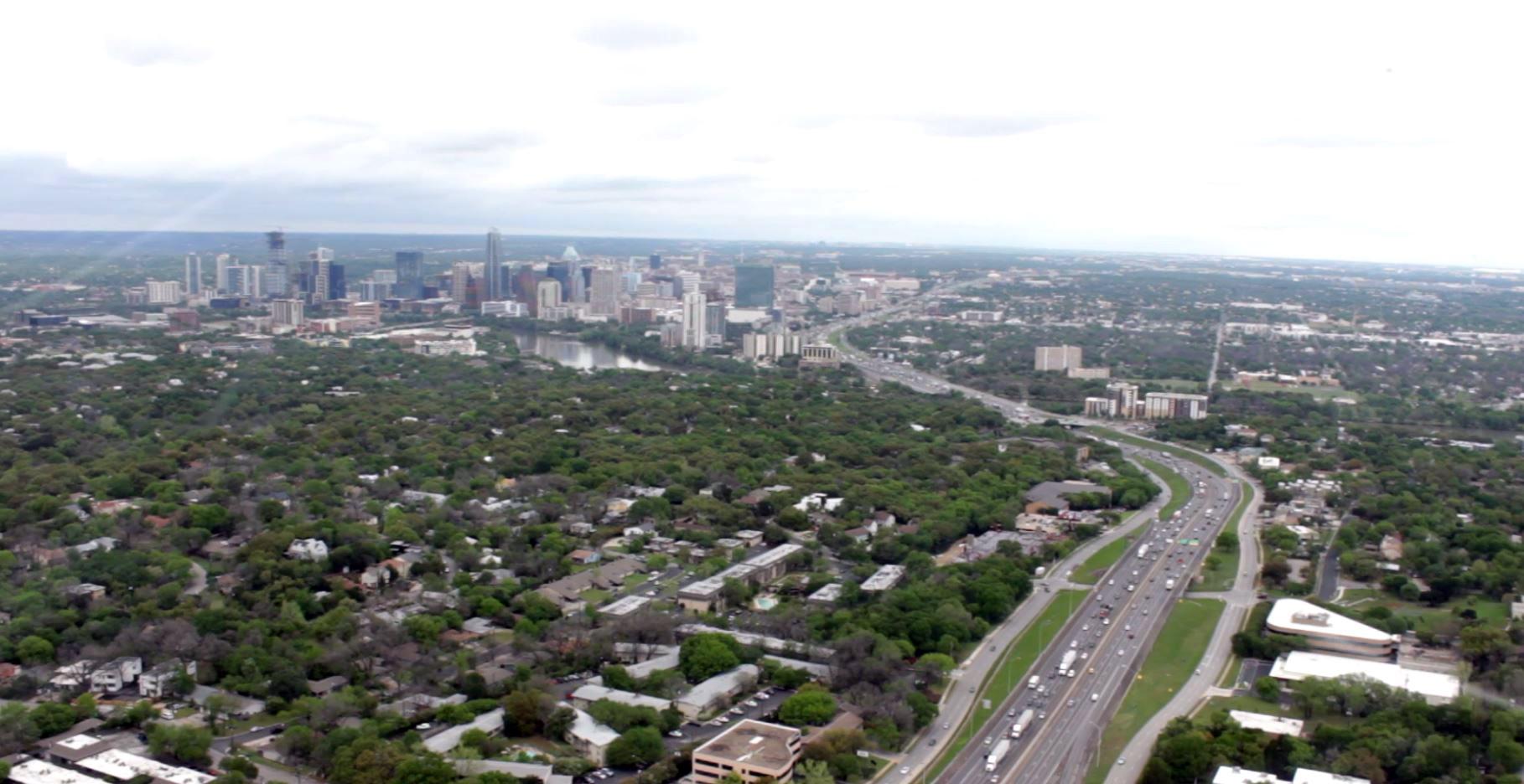 Austin city - skyline