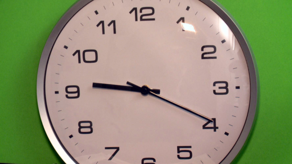 Some British kids have trouble telling time with analog clocks