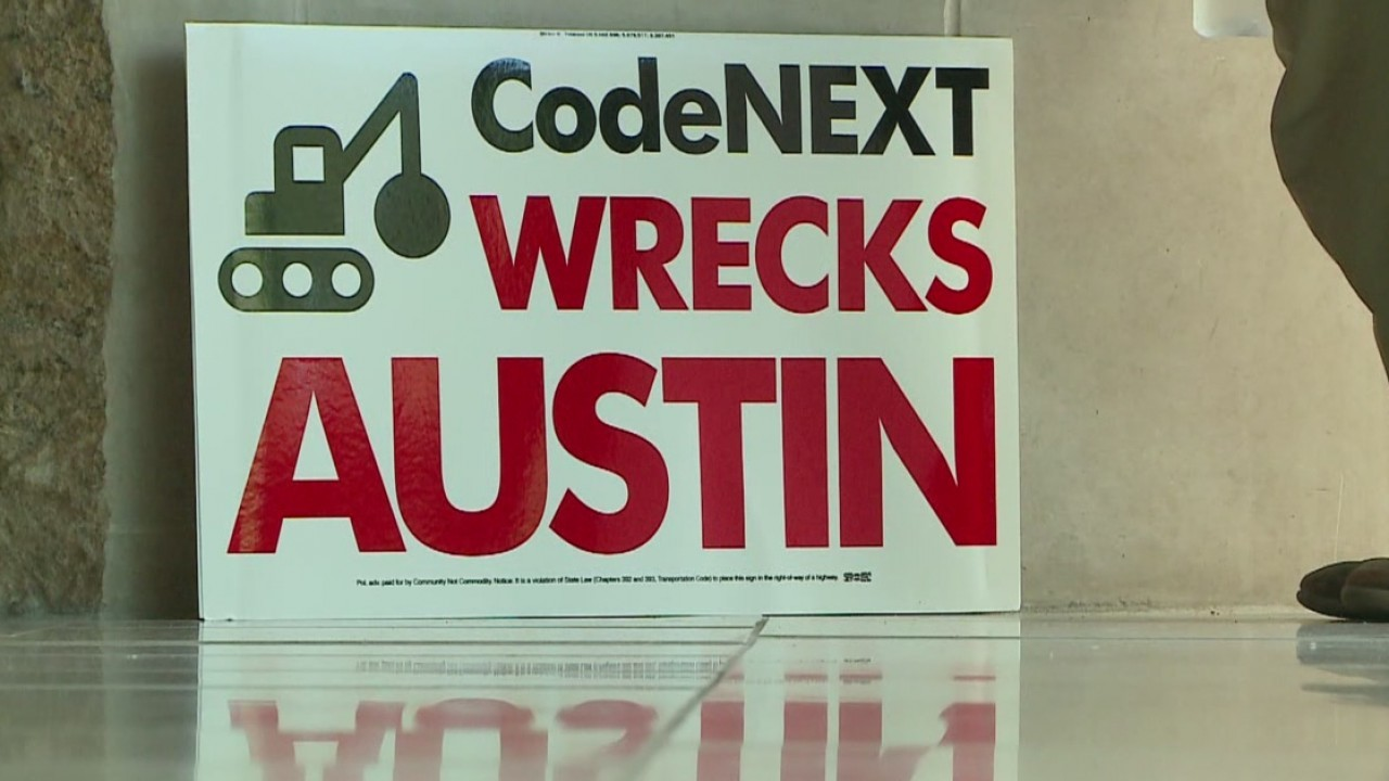 Dozens attend final CodeNEXT public hearing