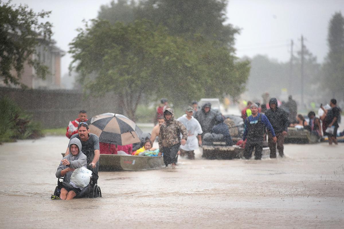 Epic Flooding Inundates Houston After Hurricane Harvey_534984