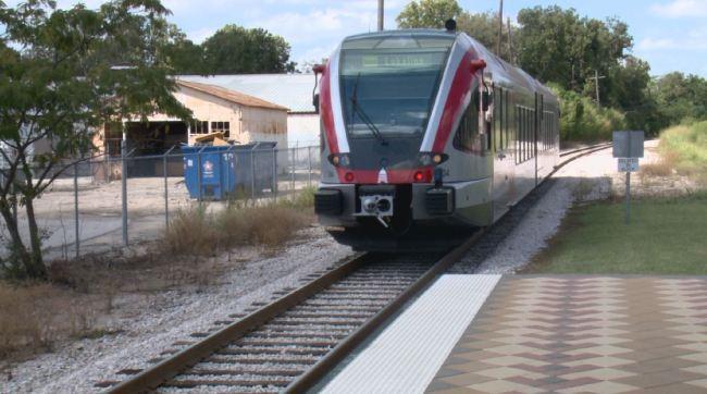 Capital Metro MetroRail line
