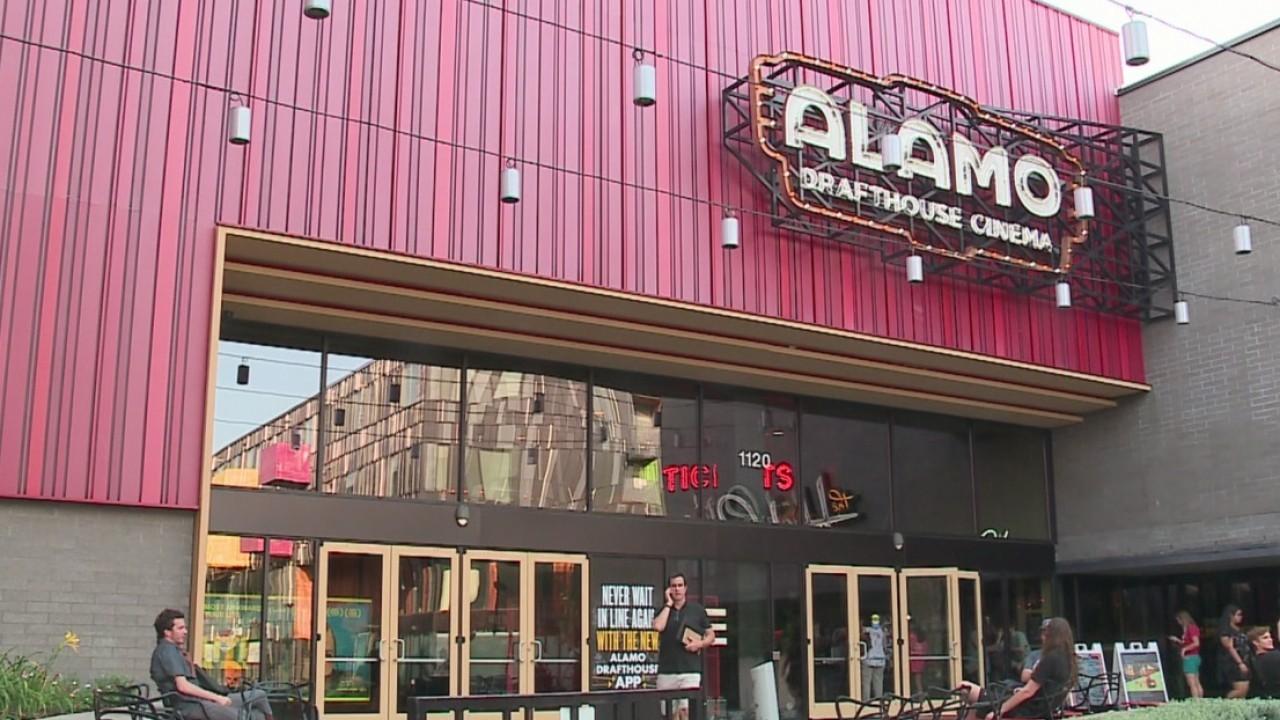 Alamo Drafthouse South Lamar