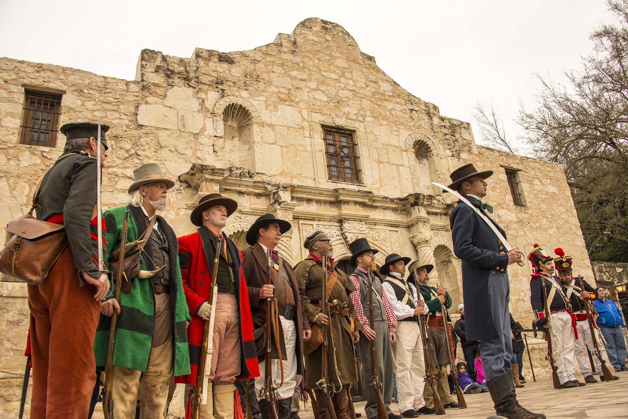 Alamo Roadshow