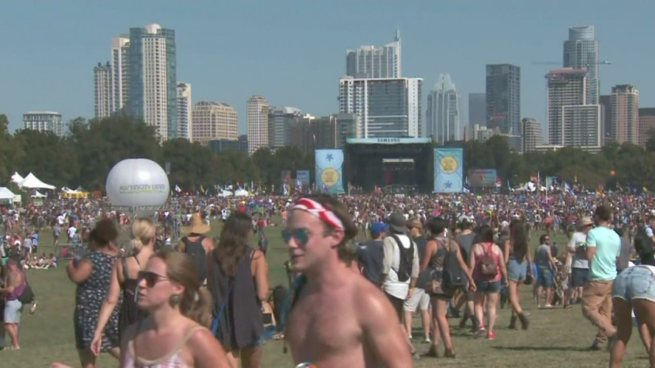 ACL Austin City limits fest