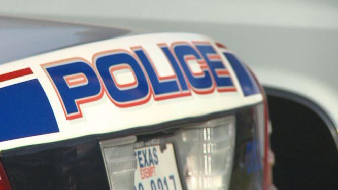 San Marcos police vehicle file