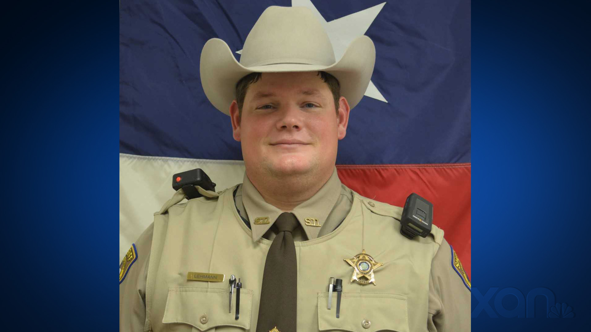 Wounded deputy's condition improves as doctors fight to save eye
