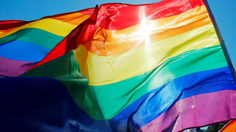 rainbow flag, gay marriage_96352