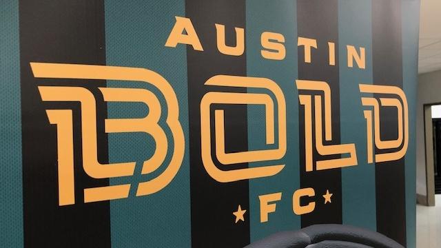 Austin Bold logo