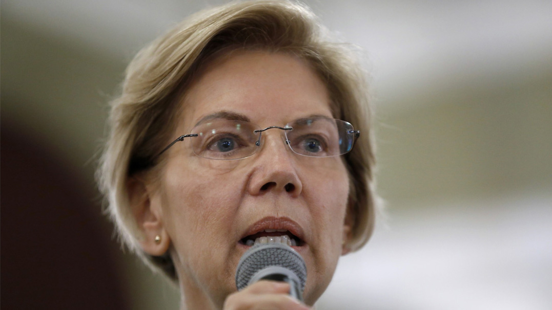 Election 2020 Elizabeth Warren_1559336926589