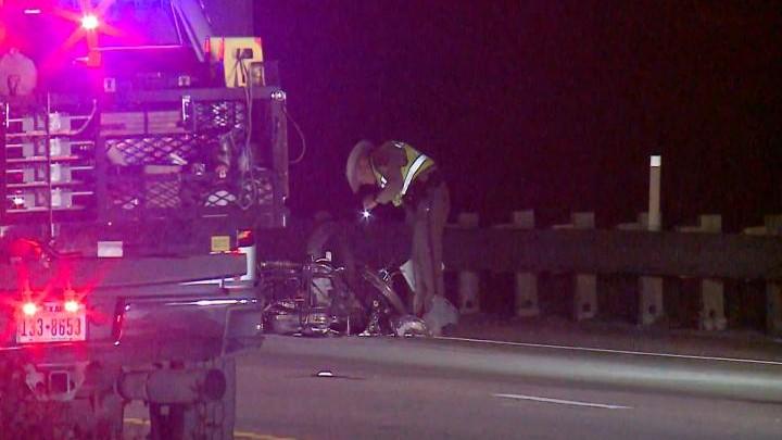DPS investigating motorcycle crash