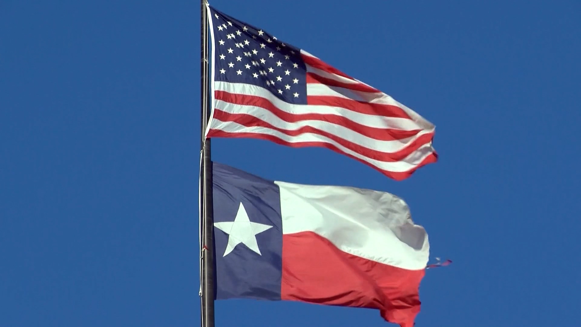United States and Texas flags_272268