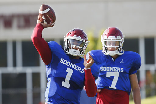 Jalen Hurts, Spencer Rattler