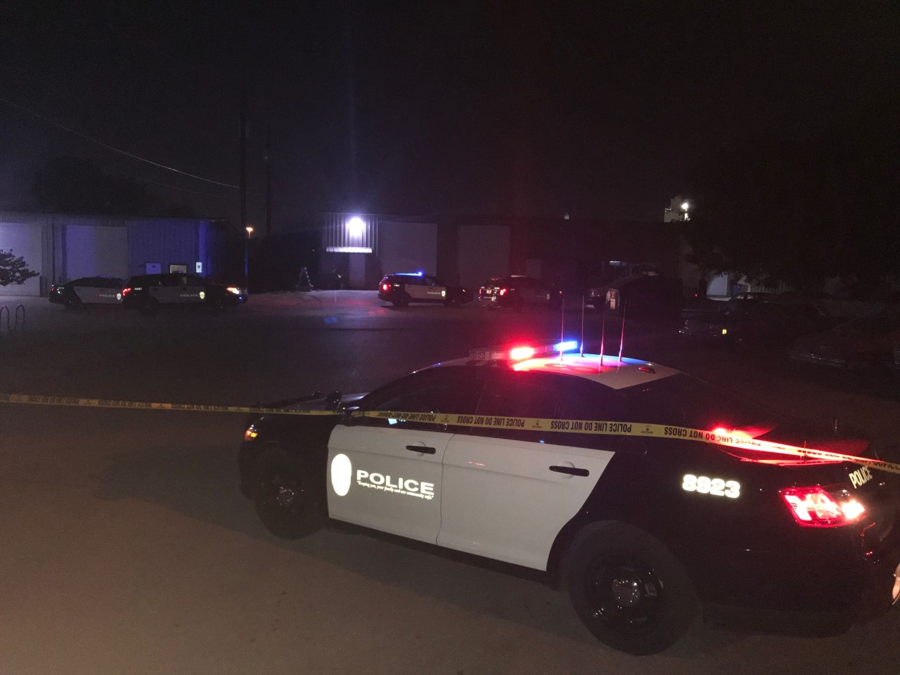 Shelby Lane stabbing (KXAN/Tim Hollcomb)