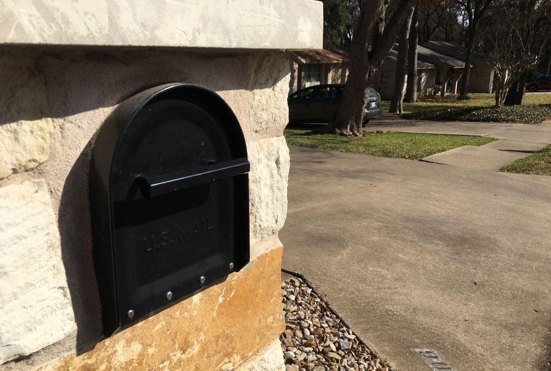 mailbox west Austin