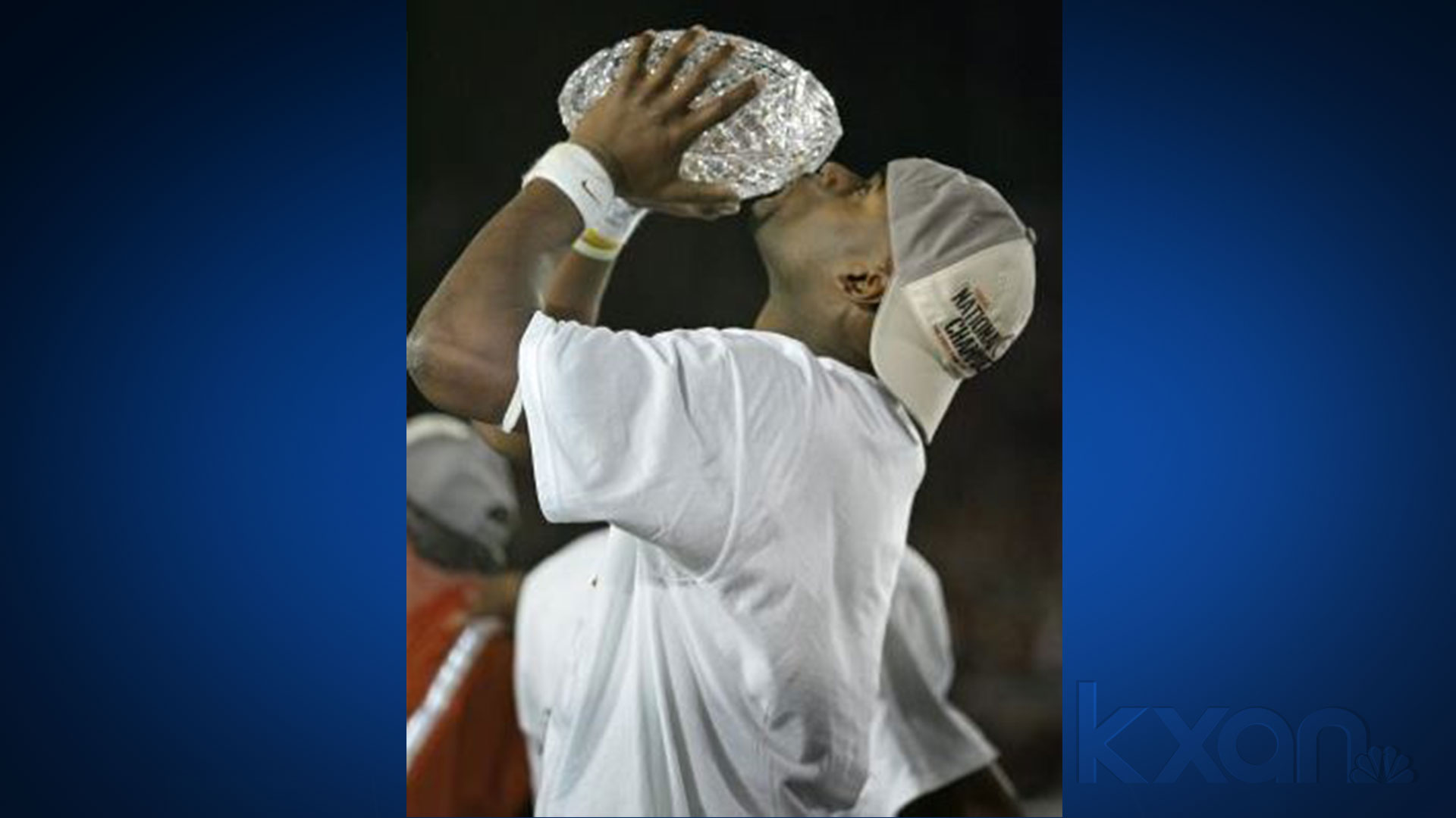 Vince Young National Championship