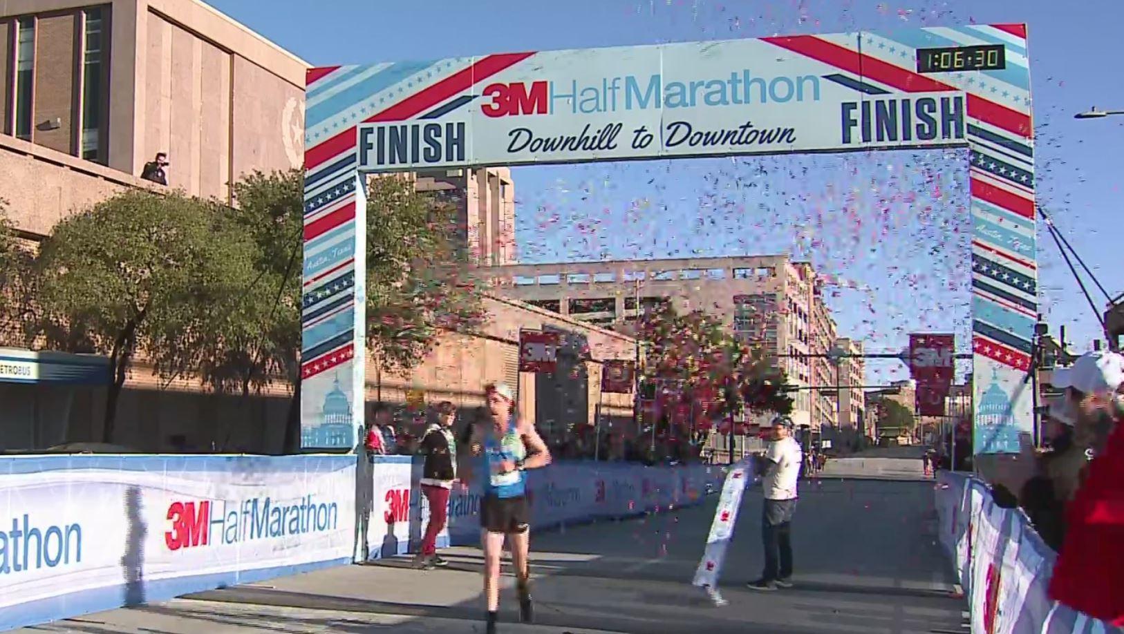 3M Half Marathon 2020