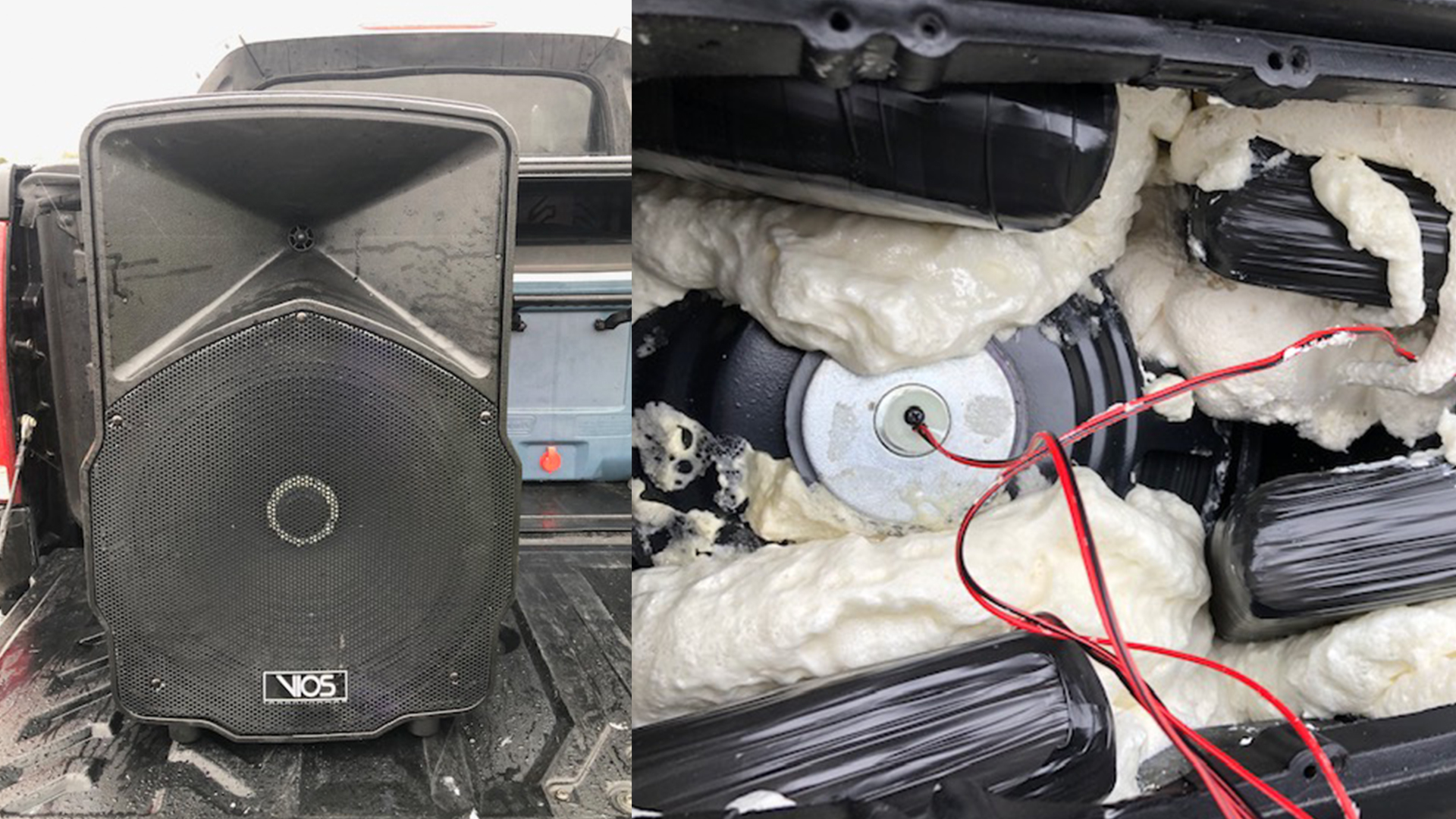 cocaine karaoke machine fayette county drug bust