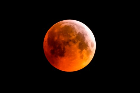 How to watch the rare 'Super Flower Blood Moon' lunar eclipse Tuesday night