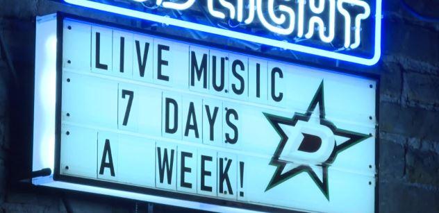 Austin live music bar