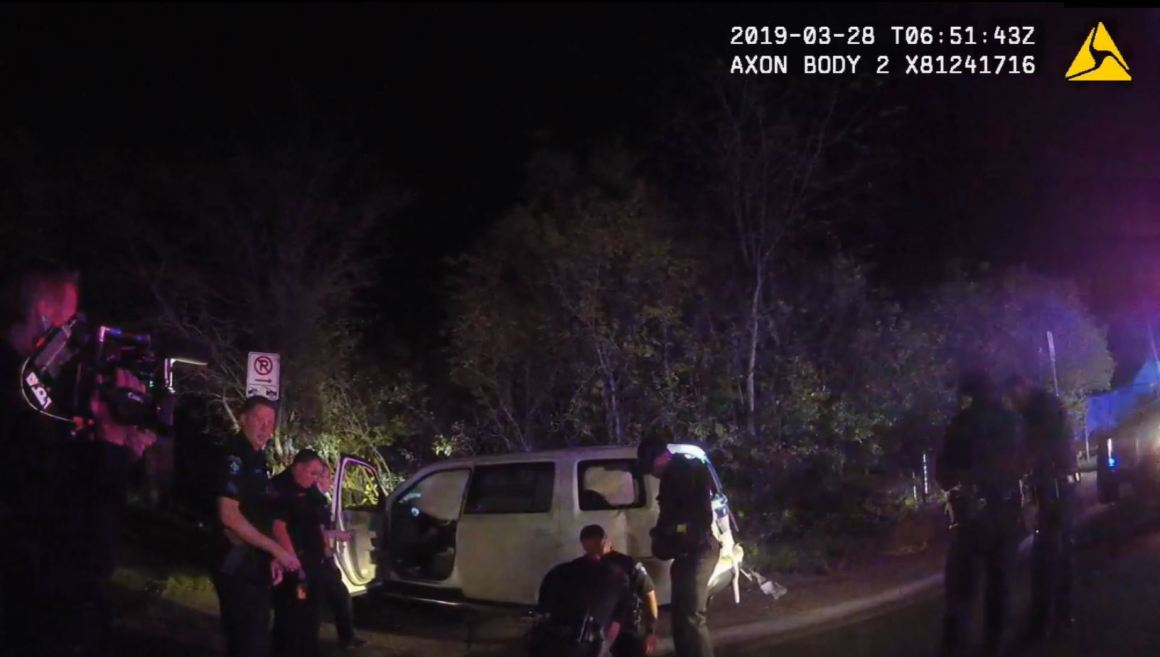 'Live PD' production company claims Williamson County deputies, APD officers unlawfully took Ambler footage at the scene
