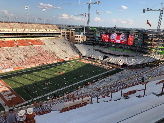 Anyone can go to the Texas Longhorns Orange-White spring game — here's what you need to know