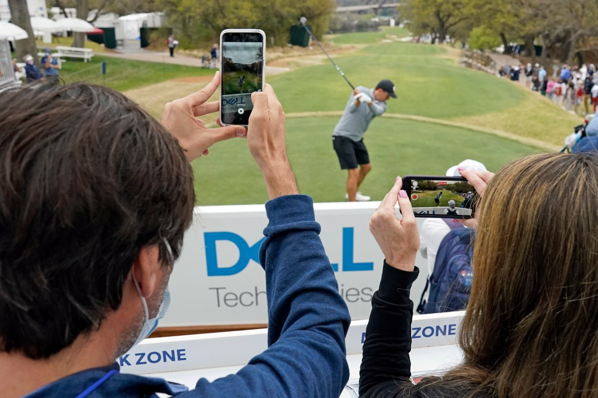 Tee times: WGC-Dell Technologies Match Play start moved up due potential inclement weather