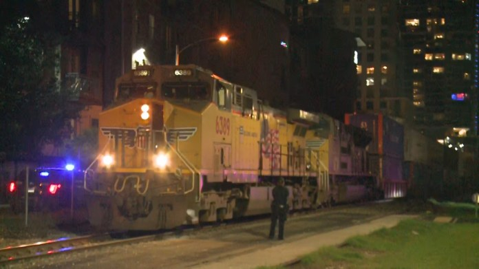 1 dead after reports of person hit by train near Austin Amtrak station