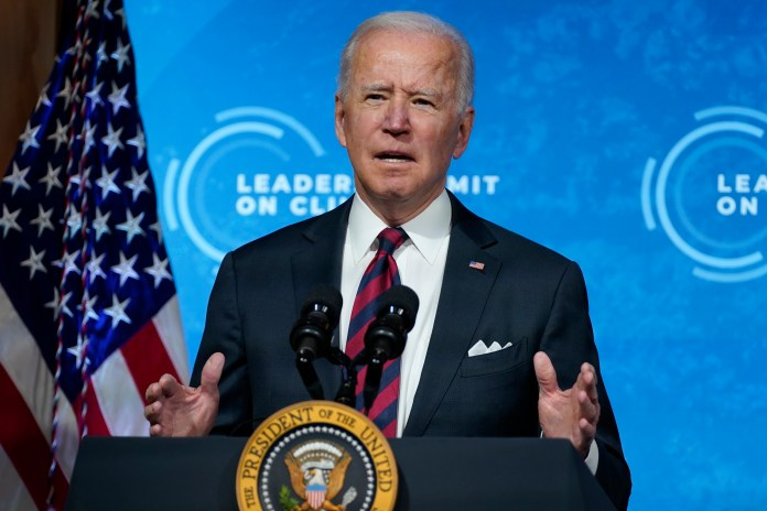 POLL: More than half of Americans approve of President Biden's performance but country remains divided