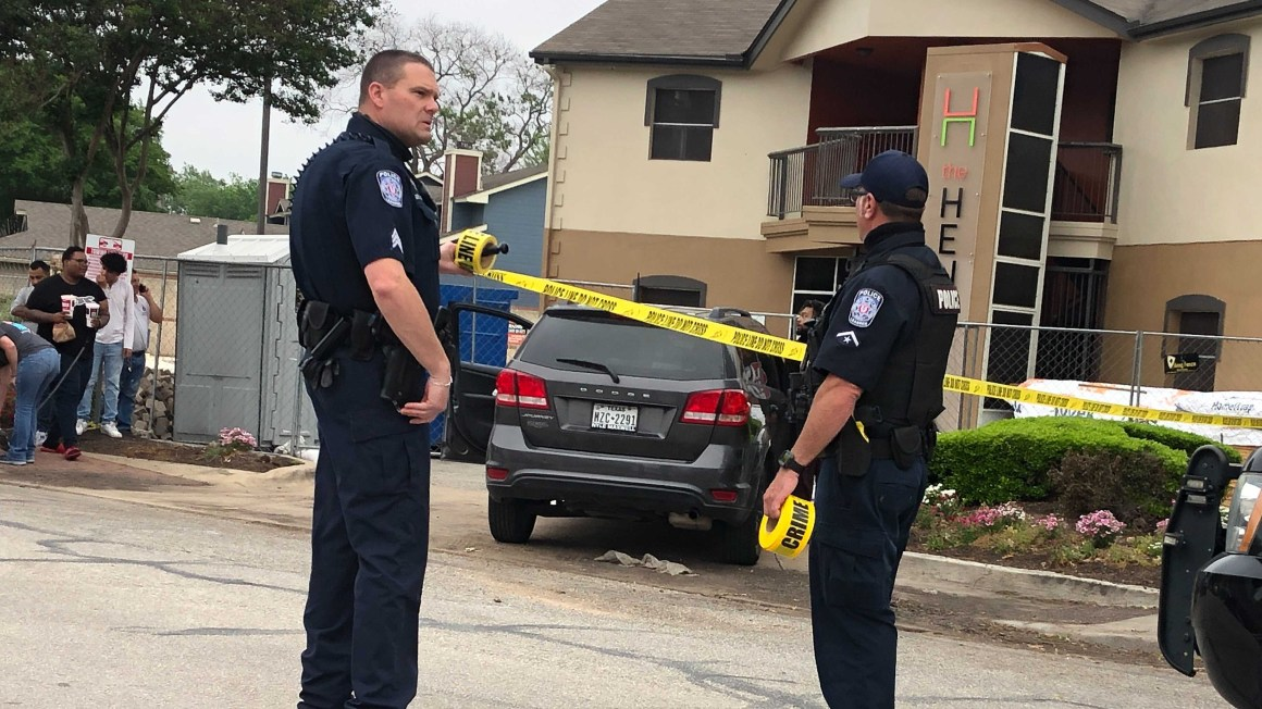 SHELTER IN PLACE: Northwest Austin apartment complex residents asked to stay inside, lock doors