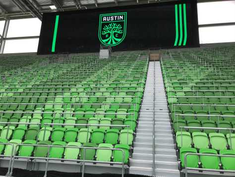 Why Austin FC thinks the atmosphere at Q2 Stadium will 'intimidate' visiting teams