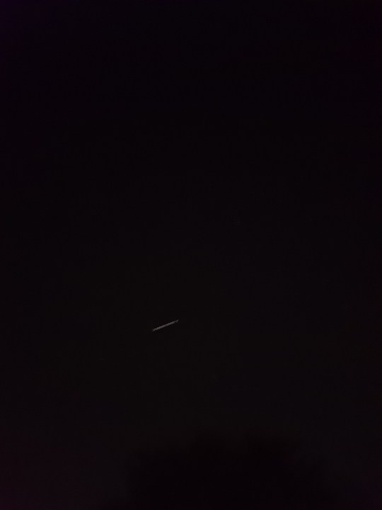 What were those lights in the sky over Central Texas on Wednesday?