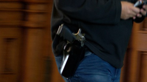 Special Senate Committee holds hearing on Texas permitless carry plan