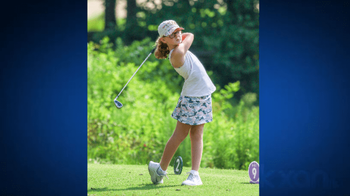 10-year-old Round Rock girl to compete in Drive, Chip & Putt finals at Augusta National Sunday