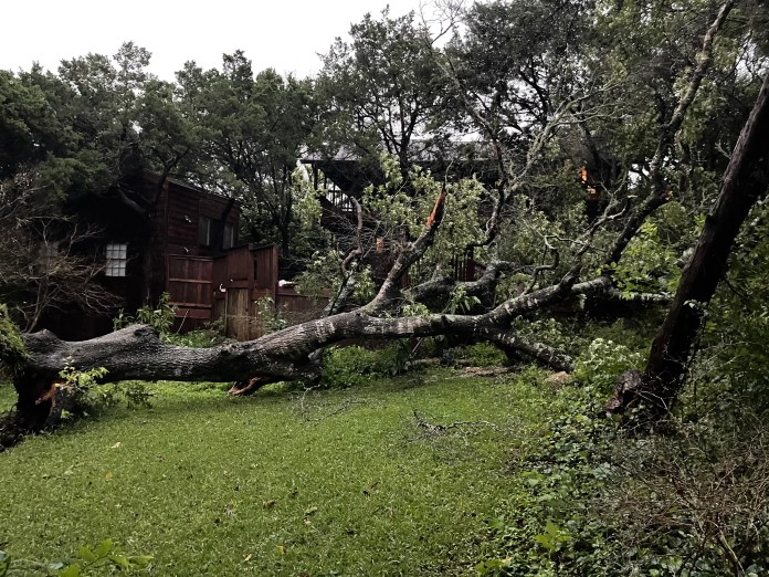Power outages may continue into Sunday after vicious storms rock Central Texas