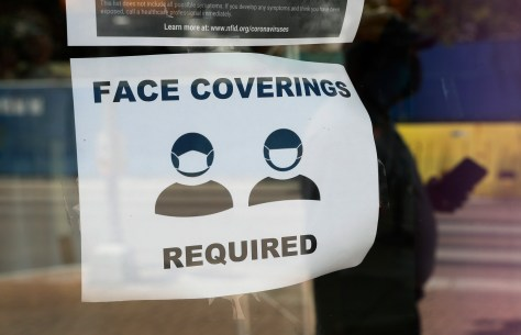 Masks not needed even indoors for fully vaccinated, CDC says