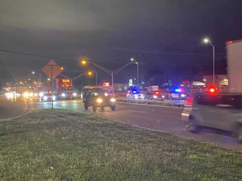 Northbound I-35 reopens near Airport Blvd. after 18-wheeler hits and kills person