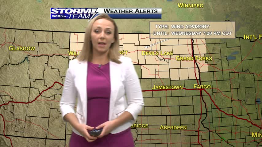 Wednesday's Weather 10/18