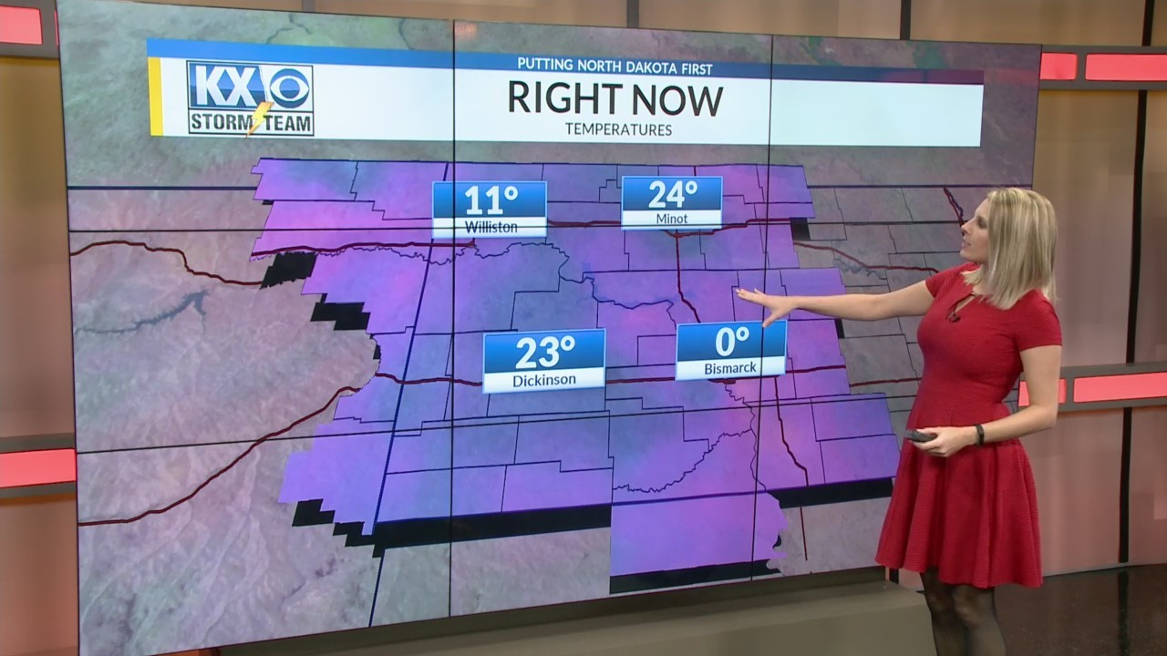 One Minute Forecast 1/17