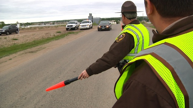 Highway Patrol Has DUI Checkpoints Twice A Year