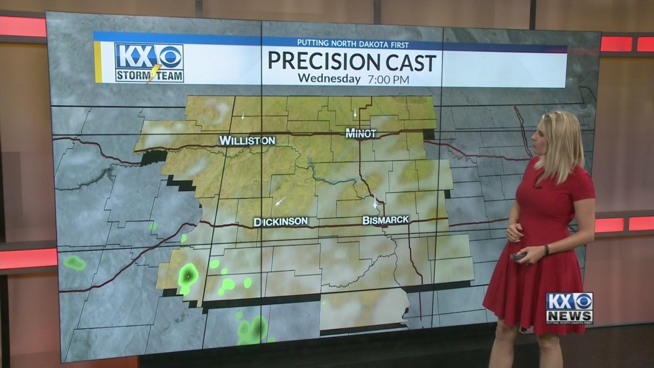 Amber's Wednesday Morning Storm Team Forecast 6/20
