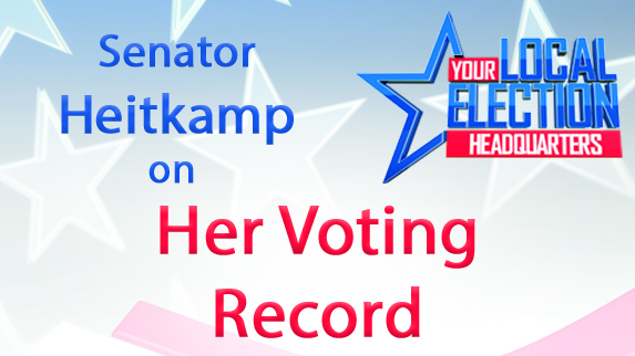 heitkamp voting record