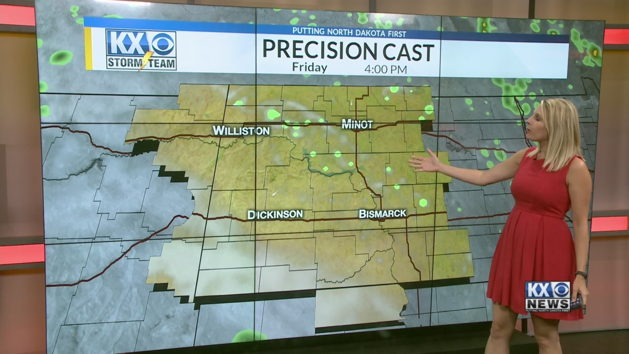 Amber's Friday Morning Storm Team Forecast 7/27