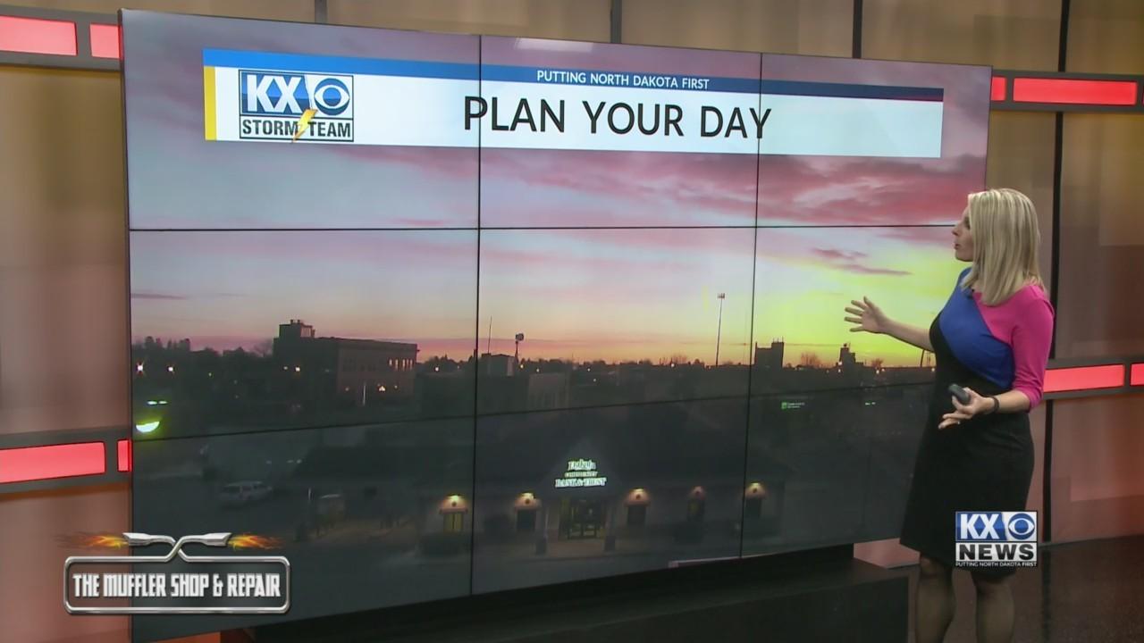 Amber's Friday Morning Storm Team Forecast 12/14