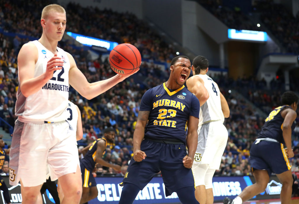Murray State Getty Images