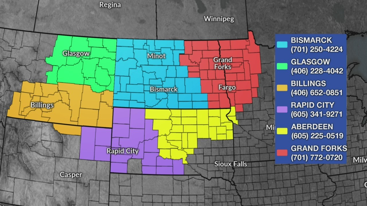 KX Severe Weather Week - Who To Call - Dave Holder