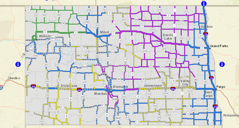 Winter weather online resources you should know on montana road conditions map, modot road map, mn road construction map, n dakota road map, weather north dakota road map, mt dot road map, south dakota road map, minnesota road map, north dakota road conditions map, mndot road map, road travel weather map, iowa road map, indot road map, michigan road closures map, north dakota travel road map,