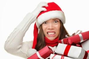 Christmas Shopping stress pic