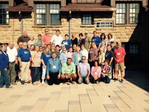 2015 Missionary Retreat Pic