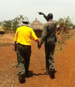 Refugee DR Team - Uganda