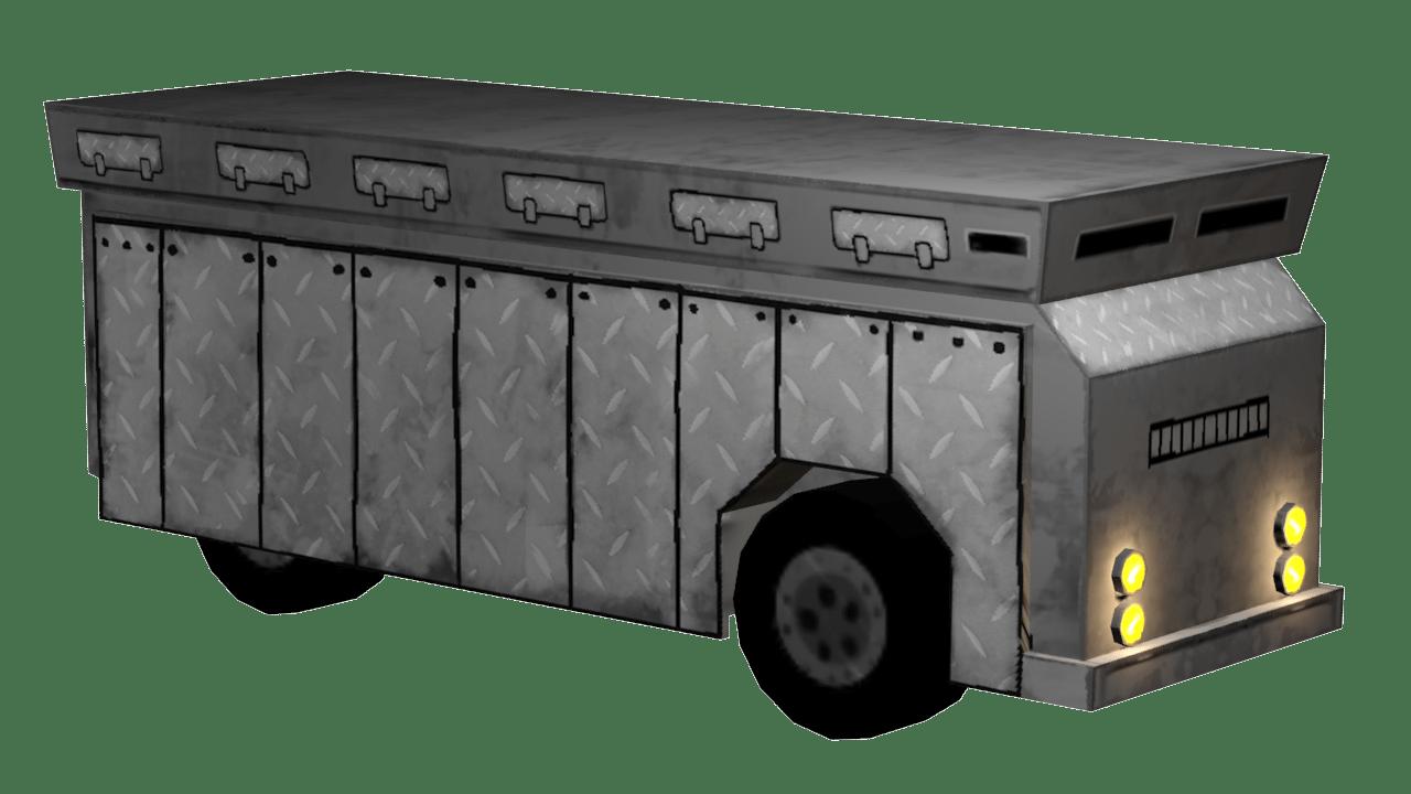 Konvoy Portfolio: Konvoy Bus